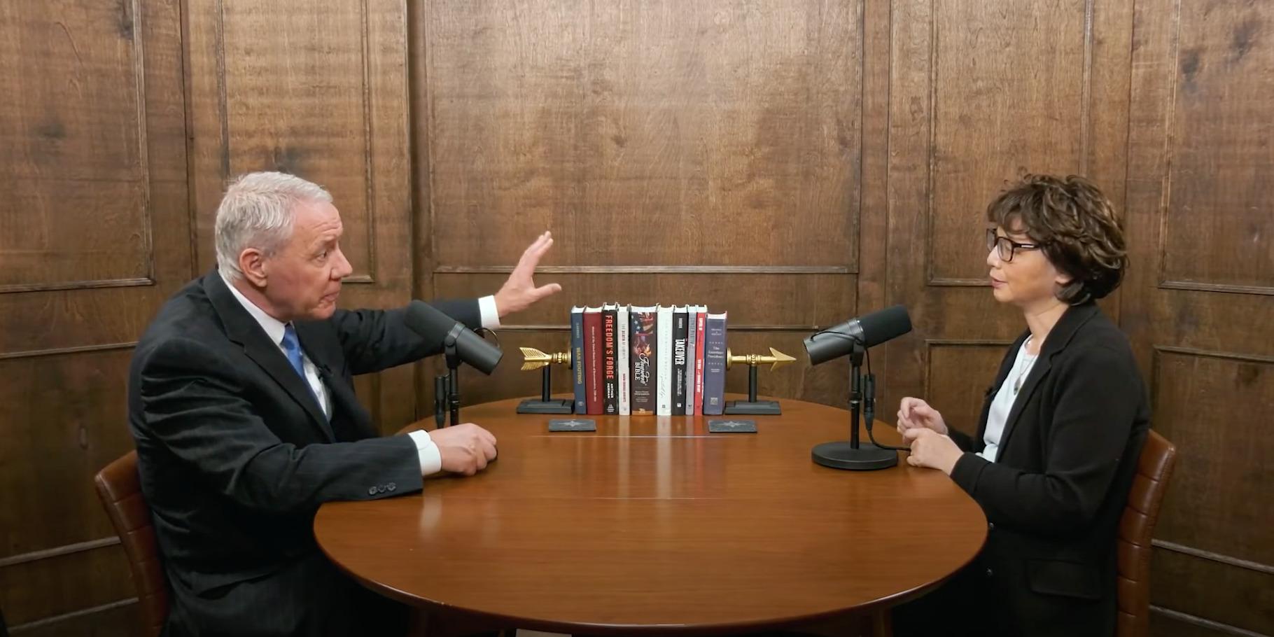 Rep. Ken Buck interview Epoch Times Senior Editor Dr. Dana Cheng